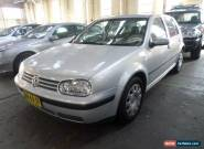 2001 Volkswagen Golf Manual - only 153000kms!!!  for Sale