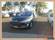 2009 Peugeot 308 Touring XSE HDI 2.0 Charcoal Automatic 6sp A Wagon for Sale