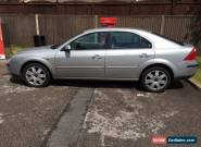2004 FORD MONDEO GHIA X for Sale