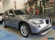 2010 BMW X1 E84 xDrive20d Steptronic Grey Automatic 6sp A Wagon for Sale