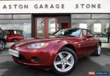 Classic 2007 07 MAZDA MX-5 1.8 ICON 2D 125 BHP ** LEATHER ** for Sale
