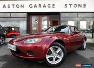 2007 07 MAZDA MX-5 1.8 ICON 2D 125 BHP ** LEATHER ** for Sale