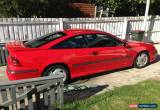 Classic Holden Calibra (1994) 2D Coupe Manual (2L - Turbo MPFI) Seats for Sale