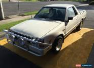 Subaru Brumby for Sale