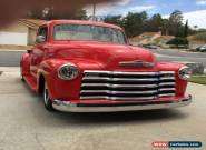 1954 Chevrolet Other Pickups 5 Window for Sale