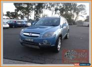 2008 Holden Captiva CG MY08 LX 60th Anniversary (4x4) Blue Automatic 5sp A for Sale
