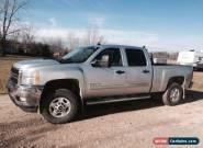 2011 Chevrolet Silverado 2500 for Sale
