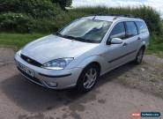 2003 FORD  FOCUS ESTATE. 1.8 TDCI. LEFT HAND DRIVE (LHD)  for Sale