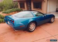 1994 Chevrolet Corvette C4 Coupe removable top for Sale