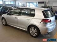 Left hand drive VW Golf 1.6TDI Bluemotion 2010 for Sale