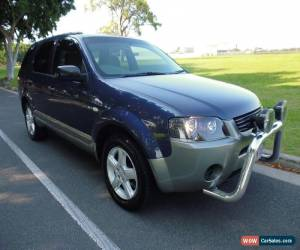 Classic Ford Territory TX (2007) 4D Wagon Automatic (4L - Multi Point F/INJ) 5 Seats for Sale