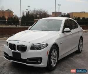 Classic 2015 BMW 5-Series for Sale