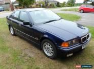 1997 BMW 316 I SE BLUE for Sale