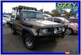Classic 1986 Toyota Landcruiser Brown for Sale