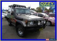 1986 Toyota Landcruiser Brown for Sale