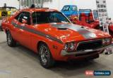 Classic Dodge: Challenger RT Clone for Sale