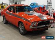 Dodge: Challenger RT Clone for Sale