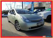 2008 Toyota Prius NHW20R I-Tech Olive Green Automatic A Liftback for Sale