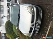 2002 RENAULT CLIO DYNAMIQUE 16V SILVER for Sale