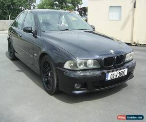 Classic 2001 BMW M5 5.0LTR for Sale