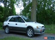 1998 Subaru Impreza impreza sport wagon for Sale