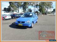 2003 Volkswagen Polo 9N SE Blue Manual 5sp M Hatchback for Sale