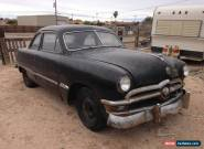 1950 Ford Coupe for Sale