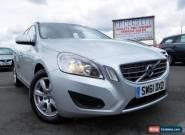 2011 61 VOLVO V60 1.6 DRIVE ES 5DR EST113 BHP DIESEL for Sale
