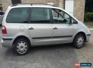 2002 FORD GALAXY LX TDI SILVER for Sale