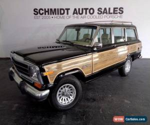 Classic 1990 Jeep Wagoneer for Sale