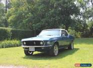 1969 Ford Mustang Convertible v8 for Sale