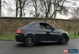 Classic BMW E92 M3 4.0 V8 Coupe.2008 Jerez Black for Sale