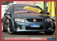 2009 Holden Commodore VE MY09.5 SV6 Blue Automatic 5sp A Sedan for Sale