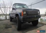 1990 Jeep Comanche for Sale