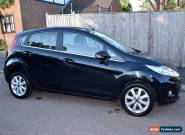 Ford fiesta Zetec 2011   1.4 Petrol for Sale