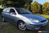 Classic 2004 Ford Focus 1.8 tdci zetec 100 estate  for Sale