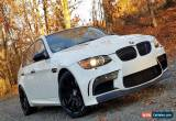 Classic 2008 BMW M3 for Sale