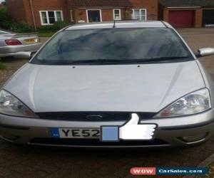 Classic Ford Focus silver 1.8 TDCI (52 PLATE) for Sale