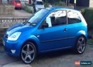 Ford Fiesta flame 1.4 blue  for Sale