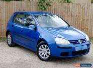 Volkswagen Golf 1.6 FSI SE 5dr Blue for Sale