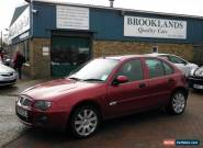 04 04 ROVER 25 SEI 103 RED Spares And Repairs  for Sale