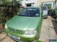 green 01 vw 1.4 polo spares / repairs for Sale
