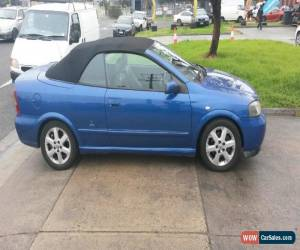Classic HOLDEN ASTRA 2002 CONVERTIBLE for Sale