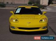 2007 Chevrolet Corvette 2dr Coupe for Sale