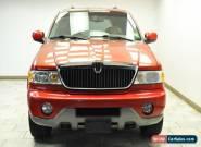 2002 Lincoln Navigator for Sale