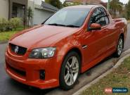 """2007 Holden VE SV6 Commodore Ute """"Immaculate Condition"""" - Statutory Write Off  for Sale"""