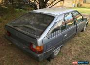 1985 CITROEN BX16TRS for Sale