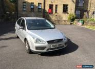 2005 FORD FOCUS LX SILVER for Sale