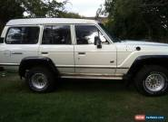 Toyota landcruiser 1985 60 series 12ht auto for Sale