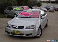 2009 Holden Commodore VE MY10 Omega (D/Fuel) Silver Automatic 4sp A Sedan for Sale